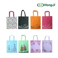 Dongguan Machine Made Plastic Packaging PP Non Woven Bag