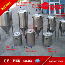 500l DYE beer and china beer wine home brewing components equipment