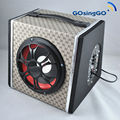 competition car subwoofer
