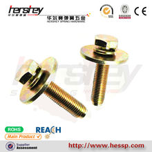 Wholesale high quality carbon steel Wafer Head Self Drilling screws,nuts zinc plated screws