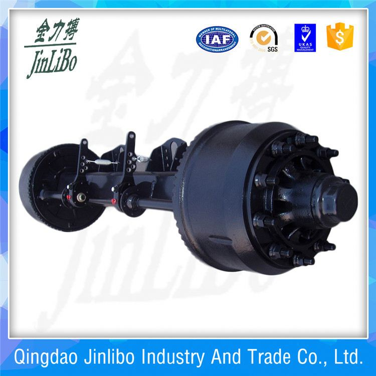 Fine price small wheel axle manufacturer of trailer wagon wheels and axle