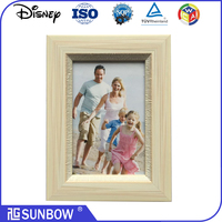 4x6 imikimi wholesale wood love picture photo frame