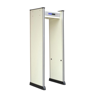 TEC-600A The Walk Through Metal Detector With 6 Zones Checking Area