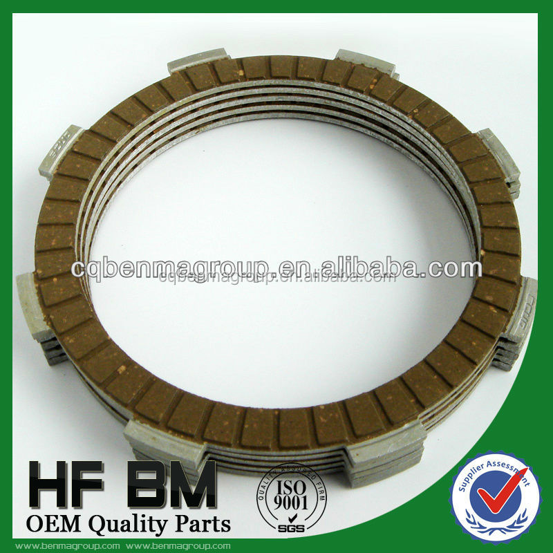 MOTORCYCLE DISCOS XR250 TORNADO, clutch plate for motorcycle with OEM quality