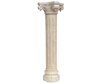 Natural stone column, granite column, marble column for project 03