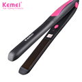 Kemei KM328 Beauty Star Fast Hair Straightener Rechargeable and Cordless Private Label Made in China