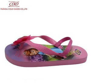 Comfortable kids eva slipper fashion sandals made in China