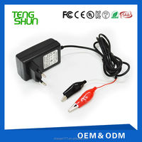 12 volt 1amp 220v car battery charger circuit with SAE Socket