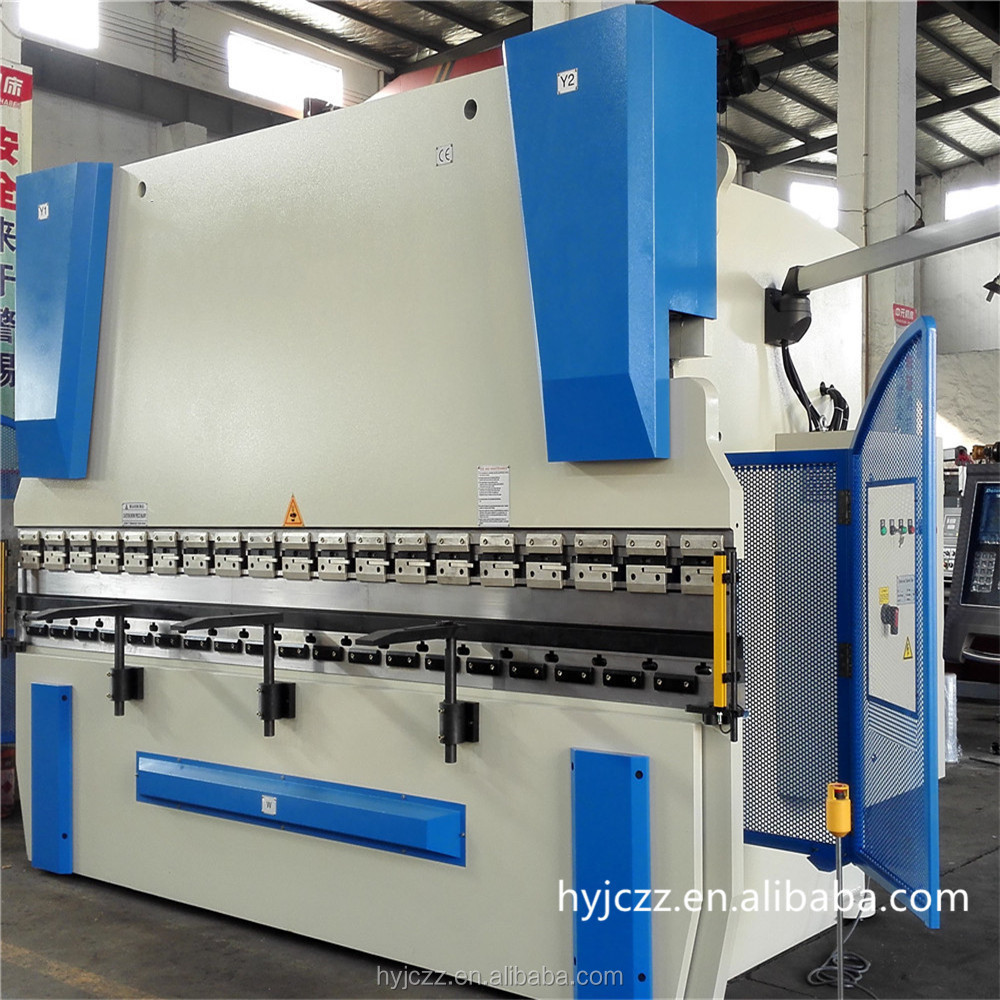 WC67Y/<strong>K</strong> 80T/3200 Series(CNC) Hydraulic Plate Bending machine