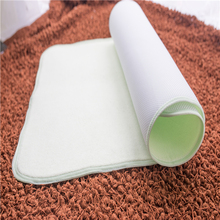 Reusable Bamboo Baby Waterproof Changing Pad Liners Incontinence
