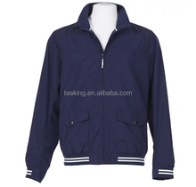 High quality custom logo 100% nylon coaches jackets wholesale