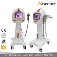 2017 Hottest wholesale private lubrication increase secretion hifu vaginal tightening machine