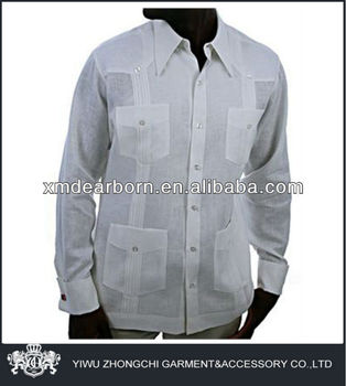 French cuff wholesale guayabera buy wholesale guayabera for French cuff shirts cheap