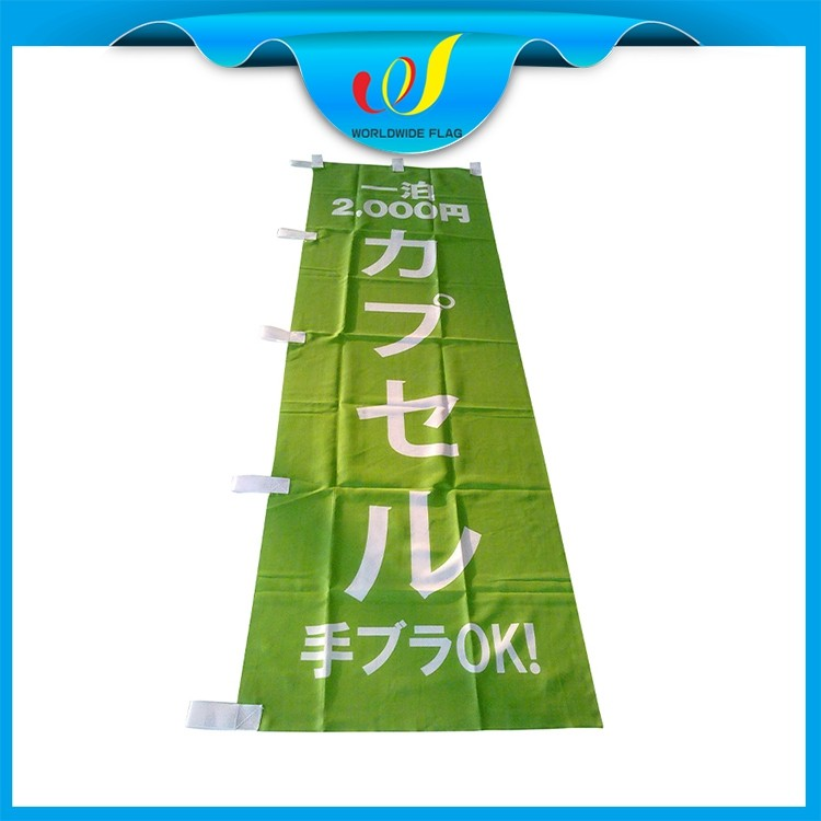 Wholesale Advertise Trade Show Promotion China Manufacture Custom Flag