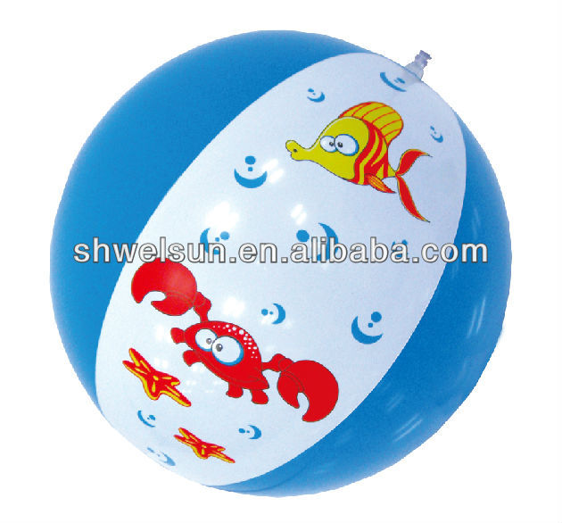 Inflatable Children Ball--Sea World