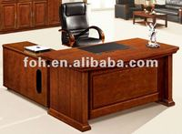 wooden office manager table,executive office desk,USA office furniture(FOHS-A1845)