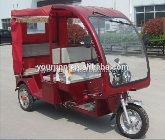 3 wheel best quality borac model for passenger electric auto rickshaw tricycle made in china for india and bangladesh