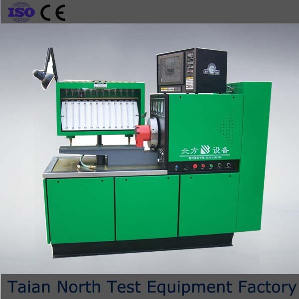 Diesel fuel injection pump test machine 4-cylinder diesel engine for sale