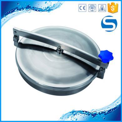 China Manufacture ss manhole cover