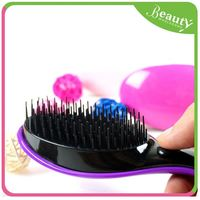 high quality hair brush ,H0T036 plastic hair comb headband , electric hair growth comb