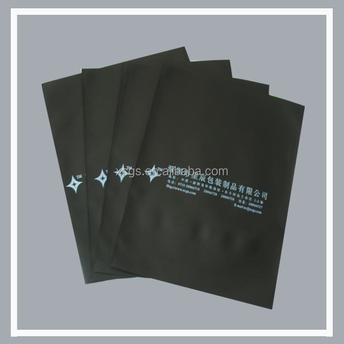 High Quality Black Plastic Polyethylene Stretch Film/PE Conductive Bag