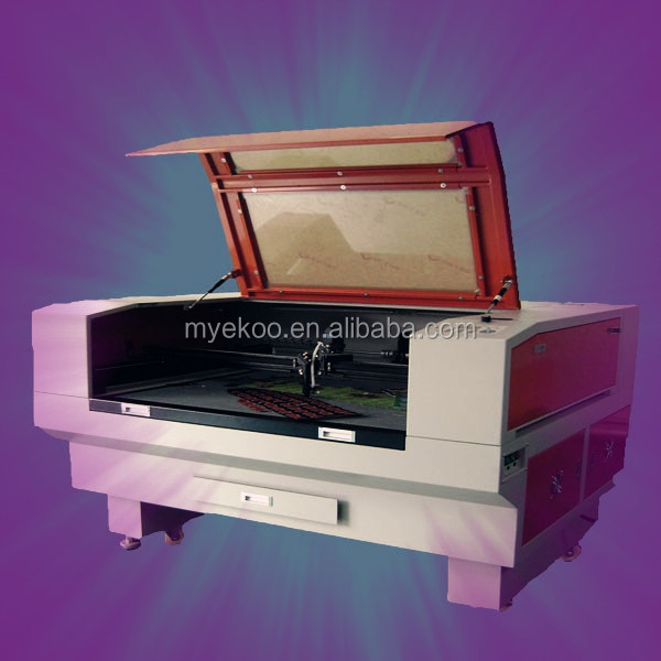 MG-1080 laser tube laser cutter engraver co2 80w laser cutting machine