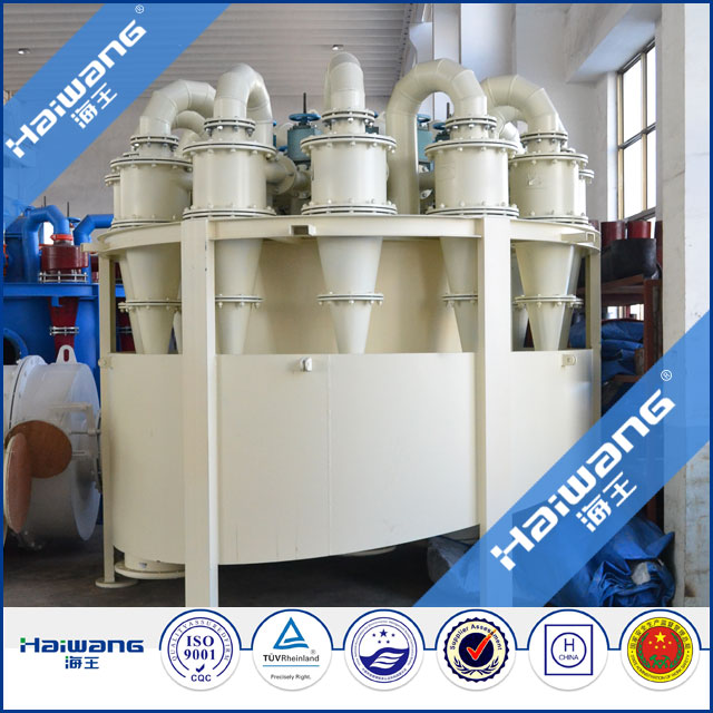 Haiwang Hydrocyclone Price Oil And Gas Cyclone Separator