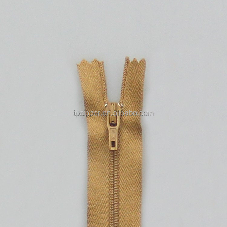wholesales cheap ideal zipper nylon zipper