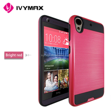 2016 New!stylish combo case for HTC 626 mars combo case