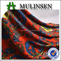 Mulinsen Textile Very Low Price Polyester Spandex Knitted Fabrics for Underwear