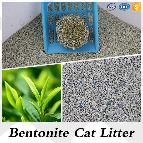 low price and high quality Crushed kitty sand mineral