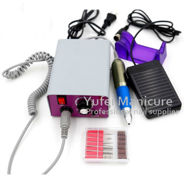 Low noise and vibration 25000RPM nail drill for nail beauty