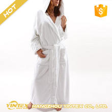 High Quality Super Soft Customized Colorful Cheap 100 polyester Hote Bathrobes for women men