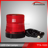 Durable car magnetic rotating beacons for ambulance red strobe light with top quality in competitive price