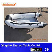 CE 10ft (3m) 4persons imported material new portable fishing boat