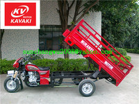200cc water cooled tricycle/big cargo motorcycle made in china/2013 hot three wheel motorcycle