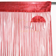 2013 new style thread curtain for windows