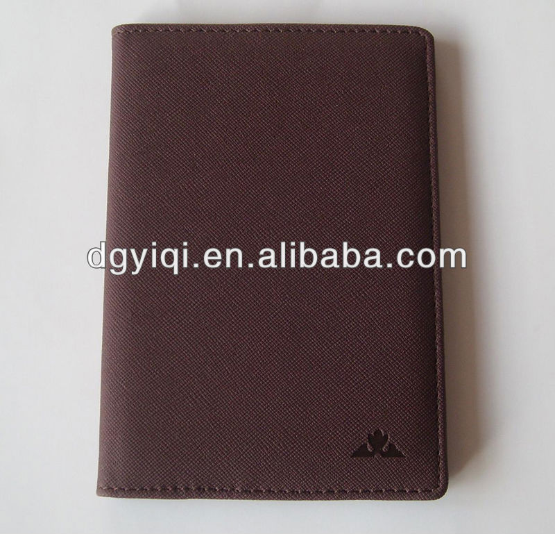 LN-317 customized leather business card holders