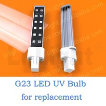 wholesale LED Light Lamp Replacement UV Nail Lamp for Gel Nail