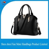 New arrival fashional good quality leather hand bag ladeis for ladies bags in china