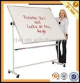 Jiangsu Jiangyin Movable revolving conference aluminum double sides white board with stand