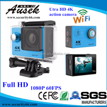 New SJ4000 WIFI Ultra-HD 1080P 60FPS EKEN H9 4K Sport Action camera DV