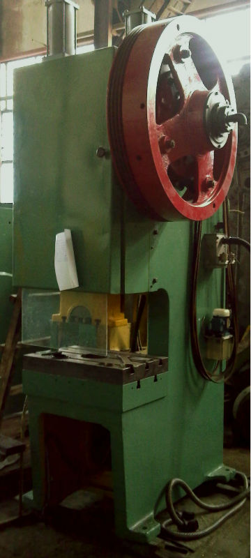 Forging crank press KD2126 (USSR)