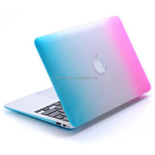 "fashionable rainbow hard case for apple macbook pro 13.3"" A1278"