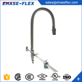 Fire Sprinkler Flexible Fire Fighting UL Fire Hose Unbraided For Concrete