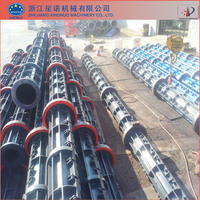 2015 hot sell power pole manufactures