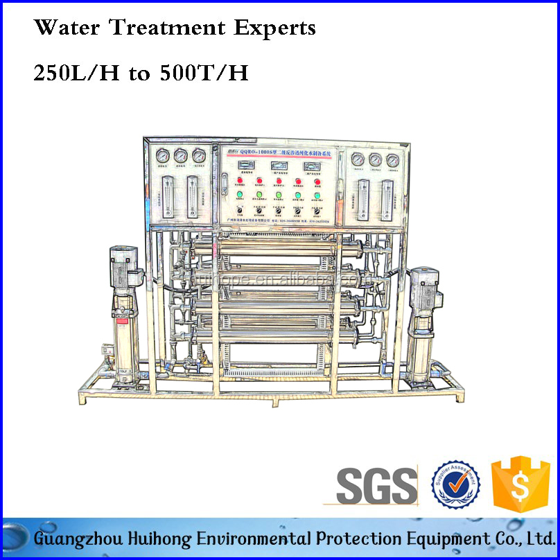 Industrial Pure Water Reverse Osmosis Device