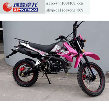 china new 125cc kids gas dirt bike off road for sale(ZF125-10A)