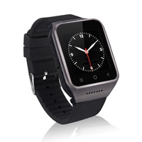 New Android 4.4 Watch Phone Support 3G WCDMA , Dual Core (D8)