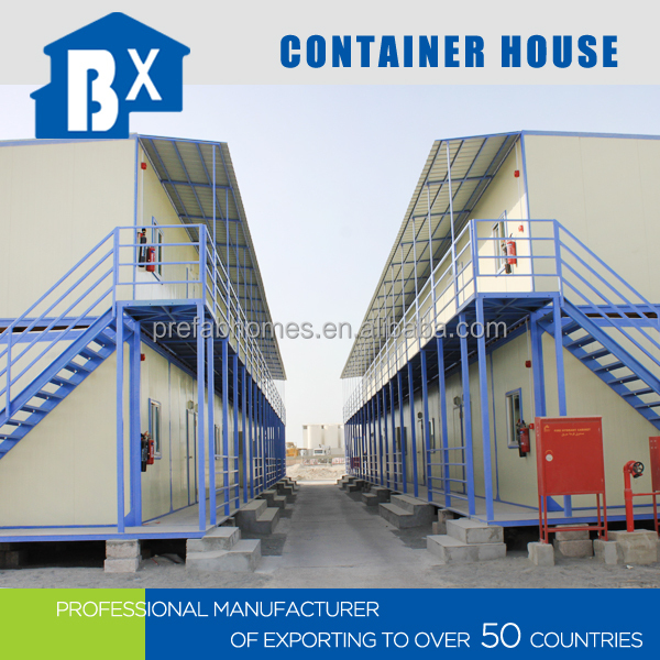 Flexible Design Low cost container houses